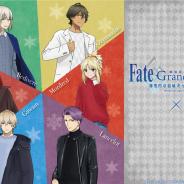 中外鉱業、『劇場版 Fate/Grand Order -神聖円卓領域キャメロット- × OIOI』の期間限定ショップを12月11日より開催