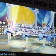 【TGS2015】バンナム、『デレステ』で10月に新アイドル追加…3名のシルエットとイニシャル公開