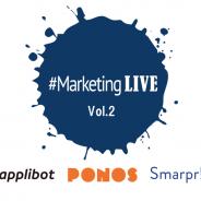 D2C R、アプリマーケティングセミナー「MarketingLIVE Vol.2」を8月27日に開催…Smarprise、ポノス、アプリボットの担当者が登壇