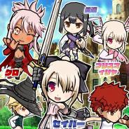 ガンホー、『ケリ姫スイーツ』でアニメ「Fate/kaleid liner プリズマ☆イリヤ ドライ!!」とのコラボ企画を開始! ギフトカードが当たるTwitterキャンペーンも