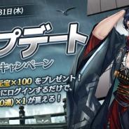 Future Interactive、『謀りの姫-TABAKARI NO HIME-』でアップデート記念CPを開催! 限定衣装ガチャ「欠陥の罪!第一弾」の開催も