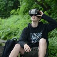 VR HMD「IDEALENS K2」がツタヤで期間限定でレンタルが可能に HTC「VIVE」の体験も店頭で