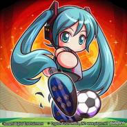 KONAMI、『実況パワフルサッカー』が「初音ミク」とのコラボイベントを開催 記念ログインボーナスや無料ガチャも実施!