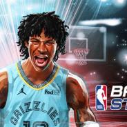 ネットマーブル、パズルベースの新作バスケットボールゲーム『NBA Ball Stars』の正式サービスを開始 Ja Morant選手をカバーアスリートに起用