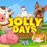 シーエー・モバイル、パラダイムシフトと業務提携契約 シミュレーションゲームアプリ『ジョリーデイズ・ファーム』をauスマートパスで配信開始