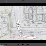 一般社団法人アニメミライ、アニメーター向け学習アプリ『わすれなぐも』full版の提供開始…実際のアニメで使用した作画とタイムシートを使って直感的に動きが学べる
