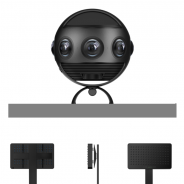 SFの世界はもうすぐ 「Insta360」シリーズで空間を切り取るカメラなどが発表 VR空間内での移動も可能に