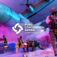 「PUBG Continental Series Charity Showdown」が5月15日より開催!