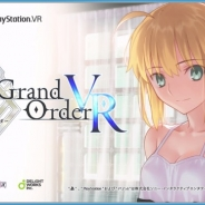 【PSVR】『FGO VR』が10万DL突破 360度動画の第2弾も公開…川澄綾子さんのスペシャルメッセージも