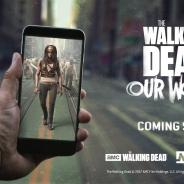 ウォーキングデッドのモバイルARゲーム『The Walking Dead: Our World』のプレイムービー公開