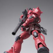 BANDAI SPIRITS、ABSとダイキャストをメイン素材とした完成品フィギュア『シャア専用ザク2』と『RX78-02 ガンダム』を発売決定!