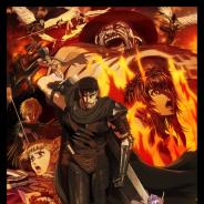 Aiming、『幻塔戦記グリフォン』でTVアニメ『ベルセルク』とのコラボレーションを実施決定! 4月25日より開催‼︎
