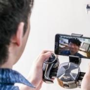 バンダイ子会社CCP、スマホやタブレットで撮影動画を見ながら操縦できる超小型ドローンを発売 市販のVRゴーグルを使ったVRモードにも対応
