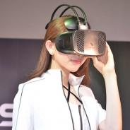 ケーブルのない一体型軽量VRヘッドセット「IDEALENS K2」がInter BEE 2016へ出展