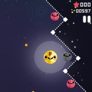 Wright Flyer Studios、新作アプリ『MagSorb』を配信開始! 敵を吸収し、惑星を進化させていく一風変わったアクションゲーム