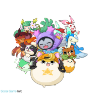 スクエニ、スマホ向けモンスター育成RPG『ぐるモン』を発表…世界観やメインビジュアル、オープニングアニメを公開!