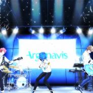 ブシロード、『アルゴナビス from BanG Dream! AAside』のプレイ画面「アドベンチャーパート」「日常パート」「ライブパート」を一部公開