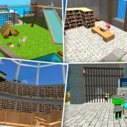 UUUM、『脱獄ごっこ』で新規マップ「新脱獄」を実装! 身を隠すロッカー、ワープ装置のトイレが搭載