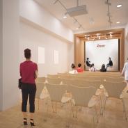 アイディアファクトリー、女性向けゲームブランド「オトメイト」のキャラや世界観を体験できる「オトメイトビル」の3フロアが2月9日にオープン