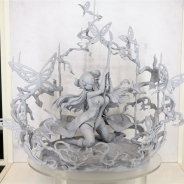 【ワンフェス17冬】ブロッコリー、『グランブルーファンタジー』の「ナルメア」の1/7スケールの原型を公開