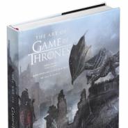 ホビージャパン、『ゲーム・オブ・スローンズ』のアートブック「THE ART OF GAME OF THRONES」(受注限定生産)を9月16日に発売