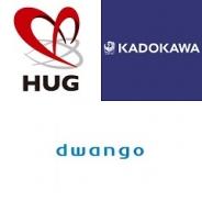 KADOKAWA、ドワンゴ、HUG、ゲーム情報メディアを運営する合弁会社「リインフォース」を設立