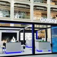サムスン電子ジャパン、「Galaxy Gear VR」と映像に連動して動く乗り物などを体験する「Galaxy Studio」を福岡で開催
