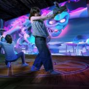 カプコン、VRとARを使った体験型アトラクション『オバケハンター』を「プラサカプコン」に導入 イオンモール富津店にて