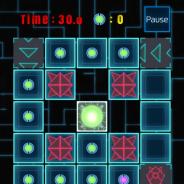 グレストリ、『Cyber Escape(サイバーエスケープ)』を配信開始! フリックでゴールを目指す2Dエスケープゲーム