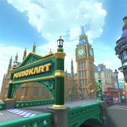 任天堂、『マリオカート ツアー』で「ロンドンツアー」を12月4日15時より開幕! 新登場する予定のキャラのシルエットも公開