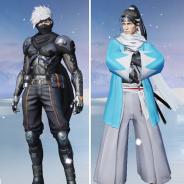 NetEase Games、『荒野行動』で忍者服装セットと「壬生の狼」を実装