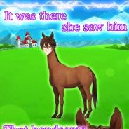 usaya、『うまのプリンスさま』を英語圏、中国語圏、韓国語圏へリリース イケメンの顔をした馬がついに世界へ飛出す!