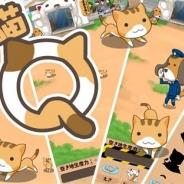 EAGLE、新感覚放置ゲーム『捨て猫レスキュー』を配信開始 次々と現れる「ねこ」を育てて繁殖