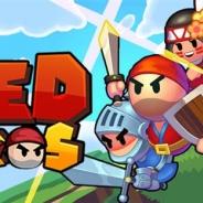 PLAYHARD、アクションアドベンチャーゲーム『レッドブロス:赤ずきん勇者団』を配信開始 指で部隊を指揮する直感的な操作が特徴