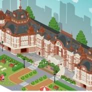 サイバーエージェント、「アメーバピグ」で東京駅開業100周年コラボ企画を実施。東京駅を再現したエリアの開設や商業施設との連動も。