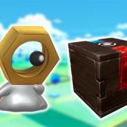 Nianticとポケモン、『Pokémon GO』で「ふしぎなはこ」の効果がアップ メルタンがこれまでより多く出現するように