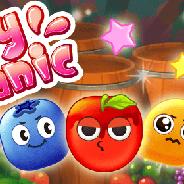 DeNA、「Mobage」で新作パズルゲーム『Juicy Panic』の事前登録を開始