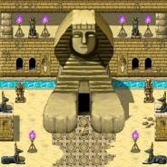 ふりーむ、ゲーム・アプリ開発に使える素材集の新作『スフィンクスの遺跡』を提供開始…エジプトの遺跡をイメージしたドット風マップ素材、セールも実施
