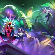 ゲームロフト、『スパイダーマン・アンリミテッド』をアップデート チャプター6が登場、シニスターシックス最後のヴィラン、ミステリオと対決!