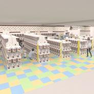 バンナムアミューズメント、カプセルトイ専門店『ガシャポンのデパート』をnamco博多バスターミナル店にオープン