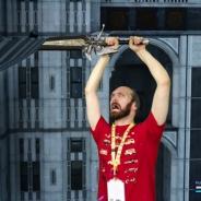 『ファイナルファンタジーXV(FF15)』の新着ムービーが公開 武器を使った瞬間移動「WarpStrike」を実体験?