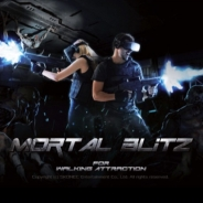 SEGA VR AREA、6月17日に秋葉原にオープン ウォーキングタイプのFPS『Mortal Britz』を設置
