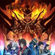 カプコン、6月配信予定の『戦国BASARA バトルパーティー』で描き下ろしアニメビジュアルとPV未公開シーンのスクリーンショットを公開!