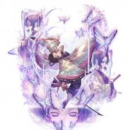 Cygames、『グランブルーファンタジー』で開催中の『鬼滅の刃』コラボに登場する「胡蝶しのぶ」上限解放後イラストを公開