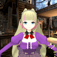 DMM GAMES、『神姫PROJECT A』で新人バーチャルYouTuber「ディープウェブ・アンダーグラウンド(DWU)」とのコラボが決定!