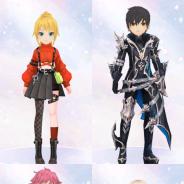 X-LEGEND、『Ash Tale-風の大陸-』で衣装アバター4種、 背中アバター2種を追加