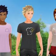 Nianticとポケモン、『ポケモンGO』でスタイルショップに着せ替えアイテム「UNIQLO UTコラボ Tシャツ」3種類が登場!