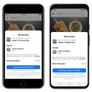 Facebook、オンラインイベント機能をローンチ 手数料を巡りAppleにチクリ