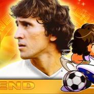 KONAMI、『実況パワフルサッカー』に世界的レジェンド「ジーコ」選手が新登場! 「デイヴィッド・ベッカム」ら人気キャラも再登場