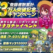 DMMゲームズ、『ぷらねっとき~ぱ~』で「登録者数5.3万人突破」を記念したキャンペーンを開始